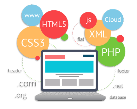 Low Cost website Designing, IT company UAE Abudhabi, webnetech